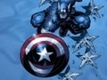 Game Captain America - Nightmare . Play online