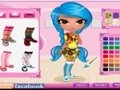 Game Cutie Trend: autumn style . Play online