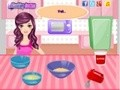 Game Lemon-blueberry pie . Play online