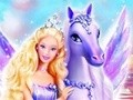 Game Barbie Mosaic Puzzle . Play online