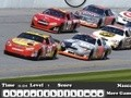 Game NASCAR Hidden Letters . Play online