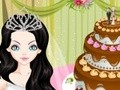 Game Design the perfect wedding cake . Play online