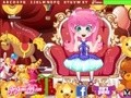 Game The Princess and Toys Hidden Letters . Play online