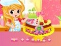Game My 16 th sweet cake . Play online