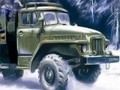 Game Ural truck . Play online