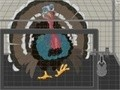Game Escape the turkey out of the restaurant . Play online