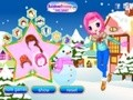 Game Snow Doll . Play online