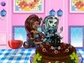 Game High Chocolate Cake Monster . Play online