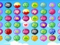 Game Colorful balloons . Play online