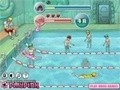 Game Cool kiss in the pool . Play online