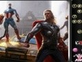 Game Hidden Numbers-avengers . Play online