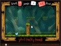Game Sticky toad . Play online
