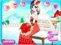 Game The ideal style of bride . Play online