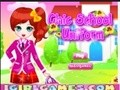 Game Chic School Form . Play online