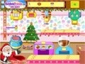 Game Baking with Santa . Play online