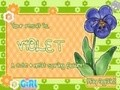 Game What is your favorite flower . Play online