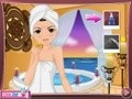 Game The Hollywood Beauty . Play online