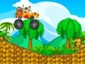 Game King Kong by truck . Play online