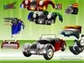 Game Build your car in 2013 . Play online
