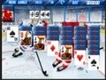 Game Hockey Solitaire . Play online