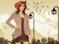 Game Knitted Autumn Colors . Play online