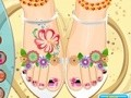 Game Pedicure Art Studio . Play online