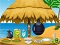 Game Preparation of the mouth-watering coconut pudding . Play online