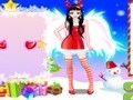 Game Adorable Christmas Angel . Play online