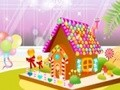 Game Ginger bread house . Play online