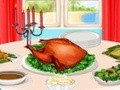 Game Dinner for Thanksgiving . Play online