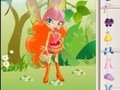 Game Winx Fairy Dress Up Doll . Play online
