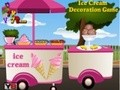 Game Kids with ice cream . Play online