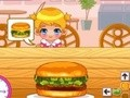 Game Restaurant Burgers . Play online
