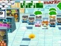 Game Z4H Supermarket Bowling . Play online