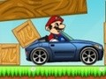 Game Mario Car Bombing . Play online