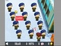 Game Harlem Shake in the Army . Play online