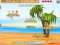 Game Dora and Diego - the beach treasures . Play online