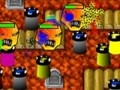 Game Dangerous attack on the towers of the killer . Play online