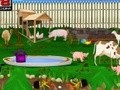 Game Get your backyard farm . Play online
